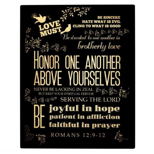 Romans12 9-12